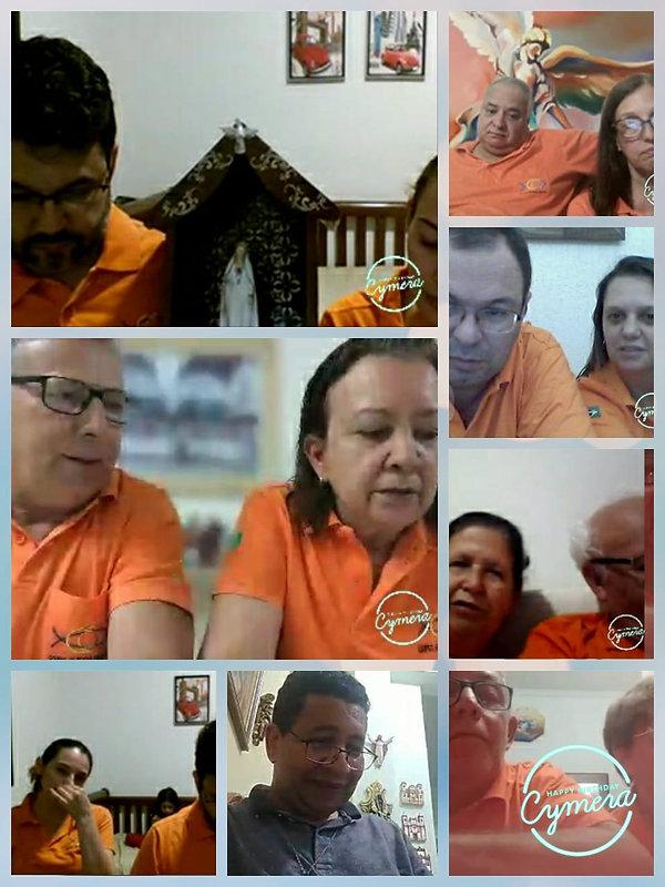 C - ENS MENSAGEIRA DA ESPERANÇA - REUNIÃ