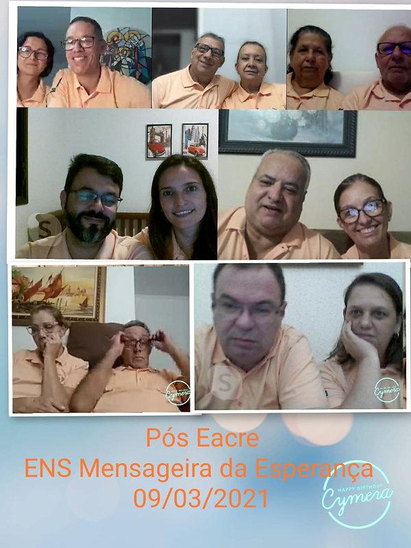 C - Pós-EACRE - ENS Mensageira da Esper