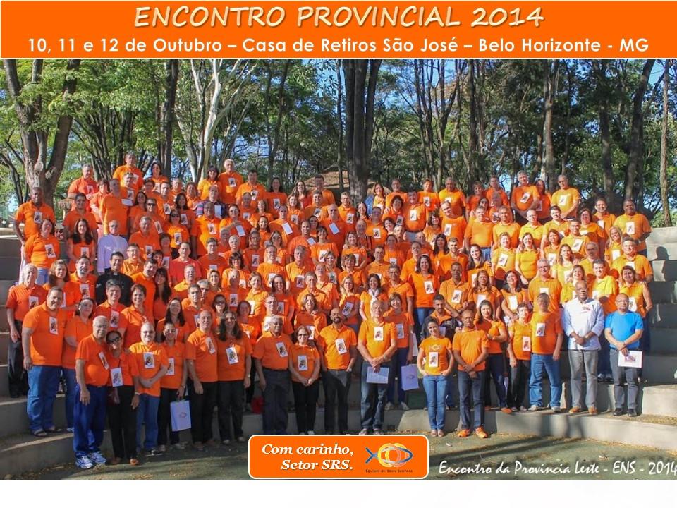 Encontro Provincial 2014
