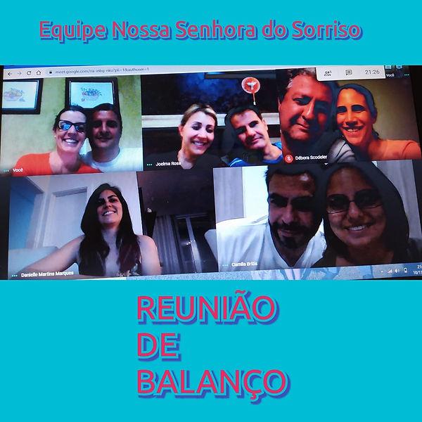 C -  ENS DO SORRISO - REUNIÃO DE BALANÇO