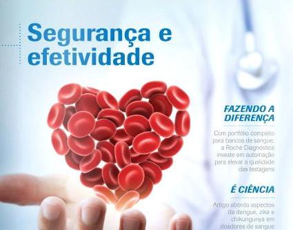 Dengue, Zika e Chikungunya em doadores de sangue assintomáticos