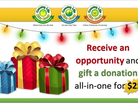 Christmas Special Opportunity- Preferred Registration
