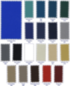 TOP GUN COLOR CHART