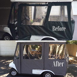 before & after custom