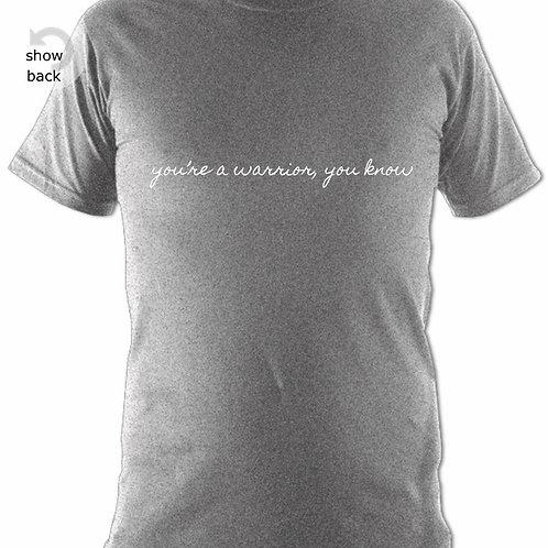 """""""Warrior"""" Unisex T-Shirt"""