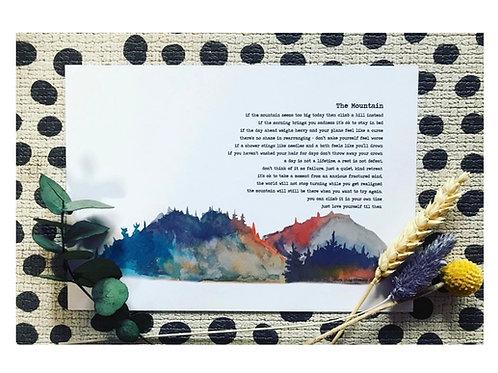 The Mountain - Landscape
