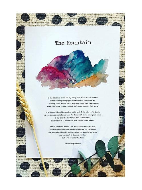 The Mountain - Multicolour