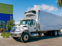 Carrier Transicold presenta sus nuevas unidades de refrigeración