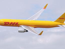 DHL Express aumenta capacidad de flota