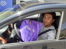 Cabify entrega equipos de protección individual