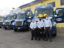 Conquista Freightliner a Transportes Azteca