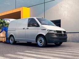 Volkswagen T6.1 gana medalla de oro como la van más segura