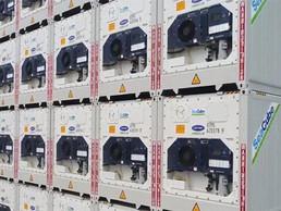 Carrier Transicold equipa 2000 contenedores refrigerados con tecnología Lynx Fleet