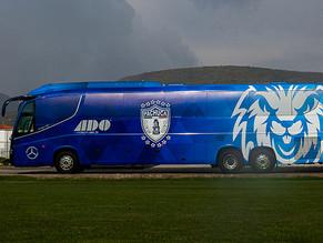 MOBILITY ADO y Mercedes-Benz Autobuses juntos para movilizar al Pachuca