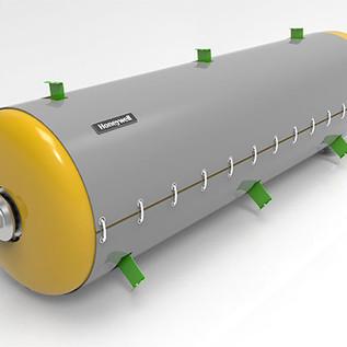Tecnología de seguridad del tanque de combustible Honeywell