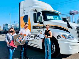 International y CADISA entregan unidades en el norte del país