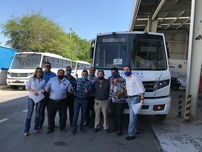 MAN Center Monterrey entre los primeros Huracanes a Movisa