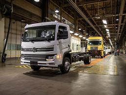 Lucca Jr. invierte en diez nuevos camiones para ampliar su flota