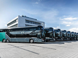 """Vy Buss AS"", incorporó 13 autobuses Setra S 531 DT para sus rutas express"