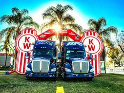 Transportes ROKA fortalece lazos comerciales con Kenworth