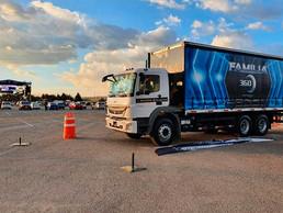 Freightliner presente en auto-conciertos y arrancones de Foro Pegaso