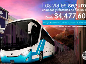 Mercedes-Benz Autobuses: Inversión en cada Kilómetro