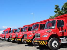 Daimler Trucks integra nuevas unidades a la operación de Embotelladora de Colima