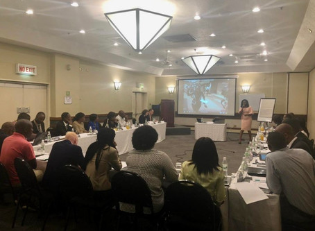 ISLP holds Training on Media Freedoms and Digital Rights in Zimbabwe