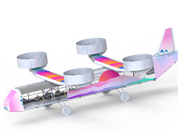 Estudiantes mexicanos destacan con prototipo de aerotransporte