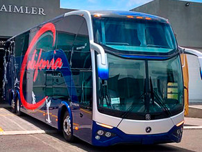 Mercedes-Benz Autobuses activando el turismo mexicano