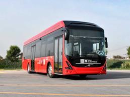 la innovadora propuesta de Volvo Buses