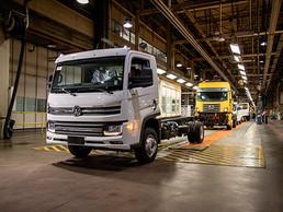 VW Caminhões e Ônibus reinicia operación con todo el cuidado a los colaboradores