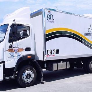 Unidades FOTON para Transportes Julián de Obregón