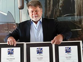 """Volvo Buses obtiene el premio """"Mejor Autobús"""" en tres categorías en los premios ETM 2020."""