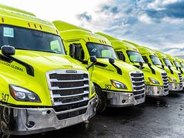 30 unidades Cascadia a Auto Express Frontera Norte