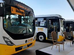 Por primera vez en México, más de 850 autobuses Mercedes-Benz contarán con internet gratuito