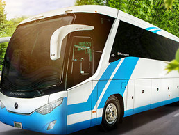 Mercedes-Benz Autobuses sigue moviendo a los héroes