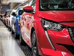 Descensos de 19.4 y 28% en la venta de vehículos nuevos en diciembre y su acumulado 2020, respectiva