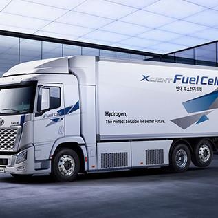 Mejora el diseño y el rendimiento del camión de pila de combustible XCIENT