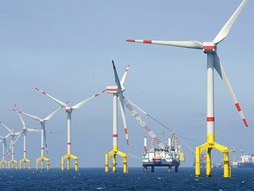 La energía solar y eólica alcanzó el 67% de la capacidad nueva de energía ELÉCTRICA