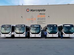 Urbanos Scania para TouringCoach