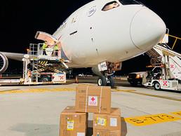 Aeroméxico amplía operaciones de transporte de carga a Costa Rica