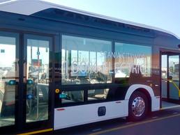 Llega a México bus integral eléctrico con chasis Volt