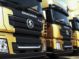 GRUPO GET agrega a la marca de Camiones Shacman a su portafolio de marcas que comercializan