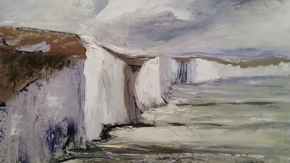 The Seven Sisters - SOLD