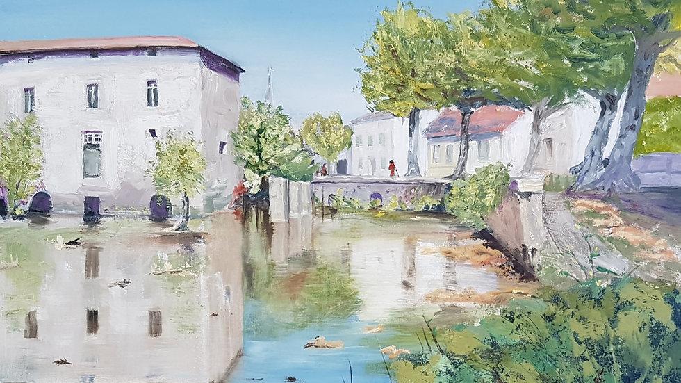 L'Ancien Moulin à Eau , Eymet