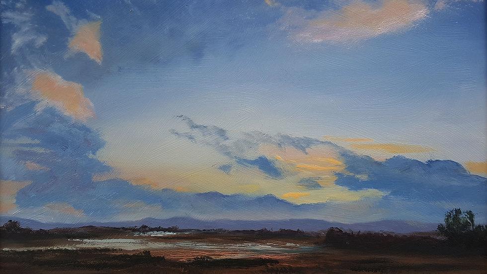 Dawn over the Wildbrooks