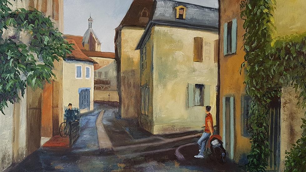 L'Apres Midi, Bergerac