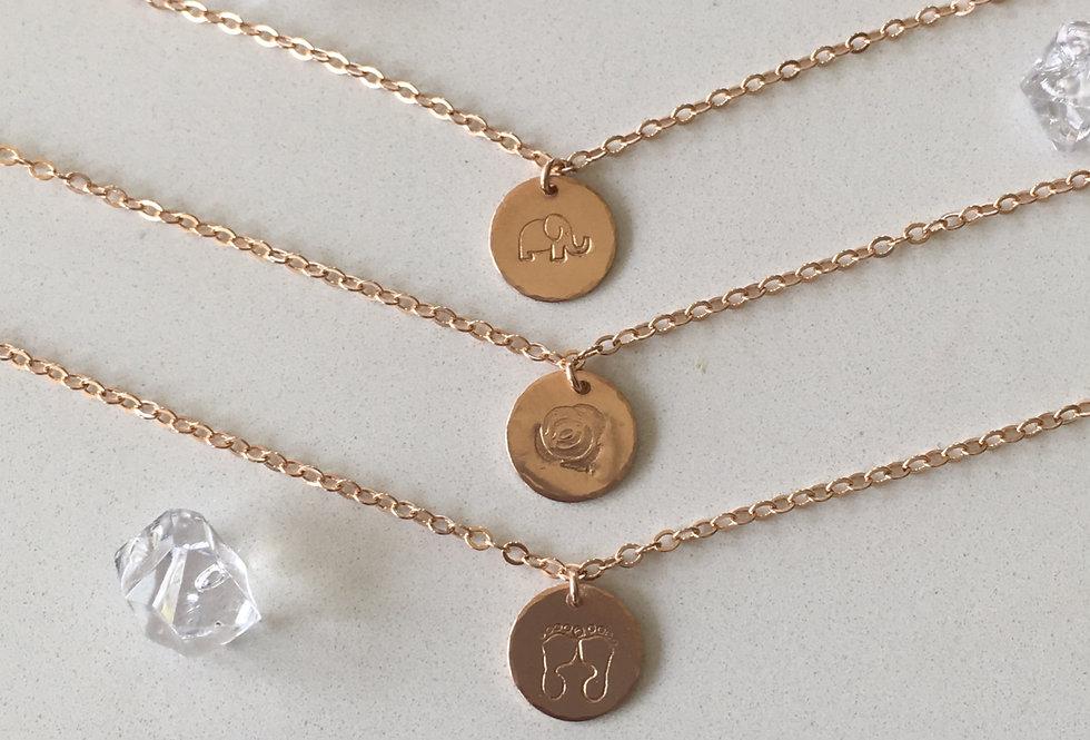 Custom Pendant Necklace