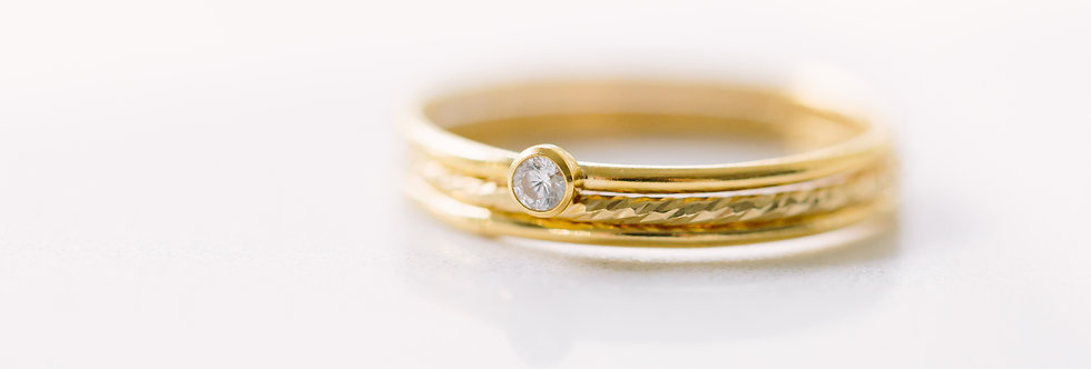 Stacking Rings - Plain
